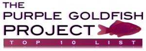 purple goldfish project top 10 list