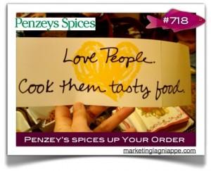 penzey's spices lagniappe